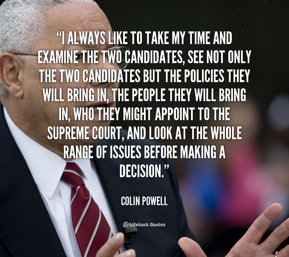 Colin Powell Quotes On Friends. QuotesGram
