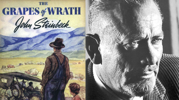 grapes of wrath the importance of