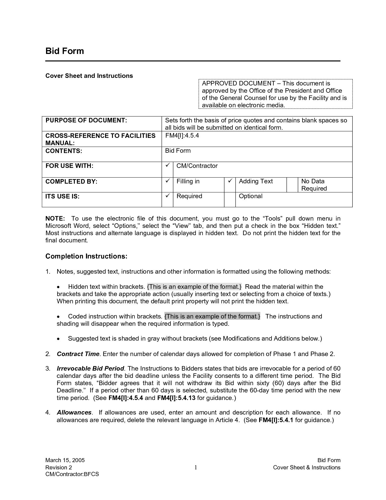 Resume Examples For Medical Assistantfree contractor bid proposal – Construction Proposal Form