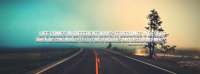 facebook covers quotes about life quotesgram