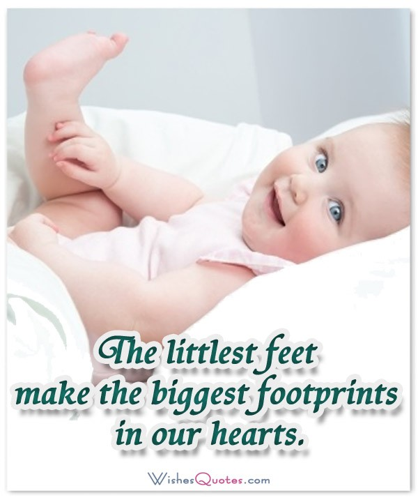 Birth Of A Baby Girl Quotes: Newborn Baby Wishes Quotes. QuotesGram