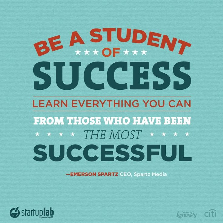 Great Quotes For Students: Success Quotes For Students. QuotesGram