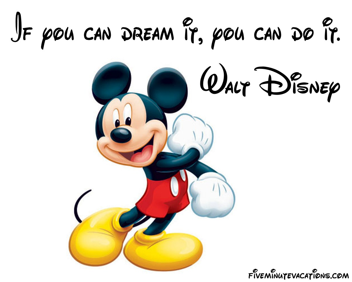 Quotes From Mickey Mouse: Disney Magic Quotes. QuotesGram