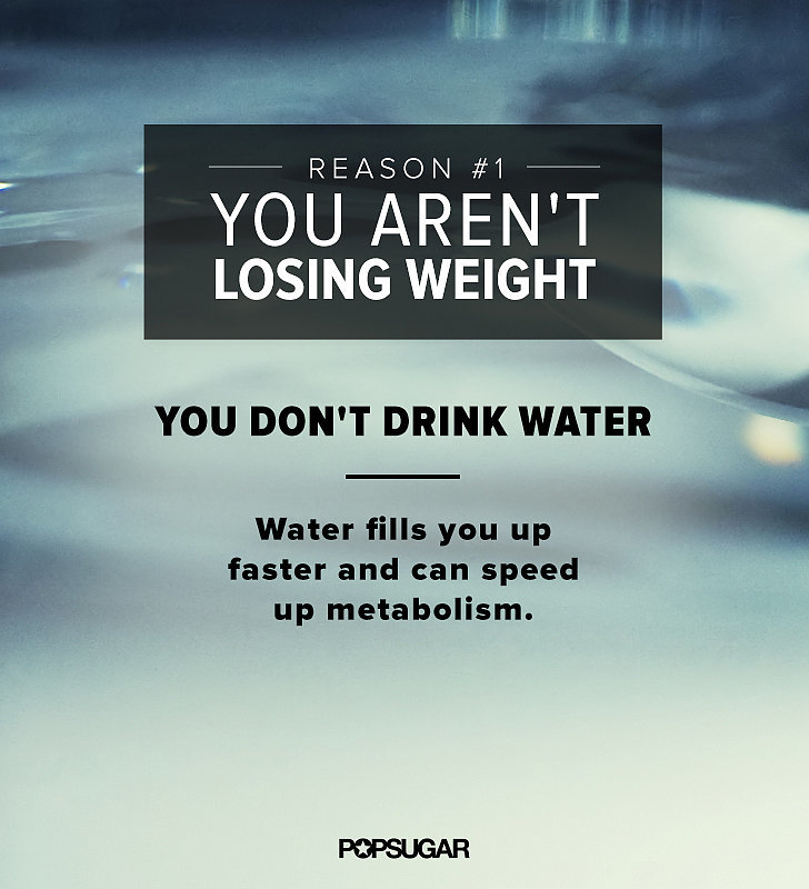 Why Does Drinking Water Make You Gain Weight