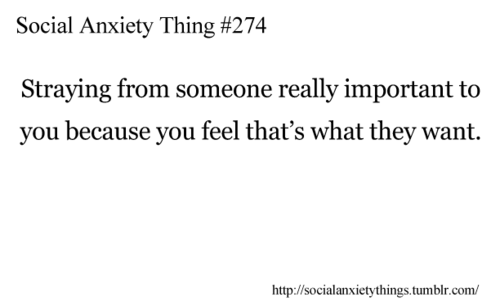 Social Anxiety Quotes. QuotesGram