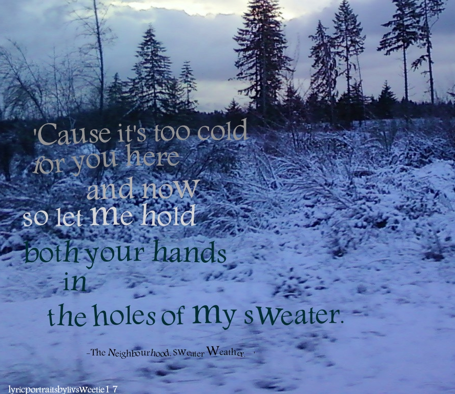 Weather Quotes: Loving The Weather Quotes. QuotesGram