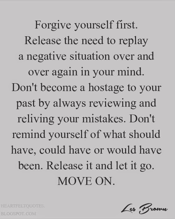 Forgive Yourself Quotes: Quotes Forgive Yourself For Mistakes. QuotesGram