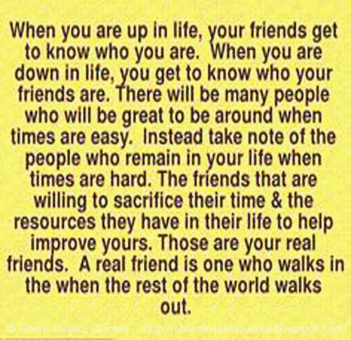 Quotes During Difficult Times: During Difficult Times Friendship Quotes. QuotesGram