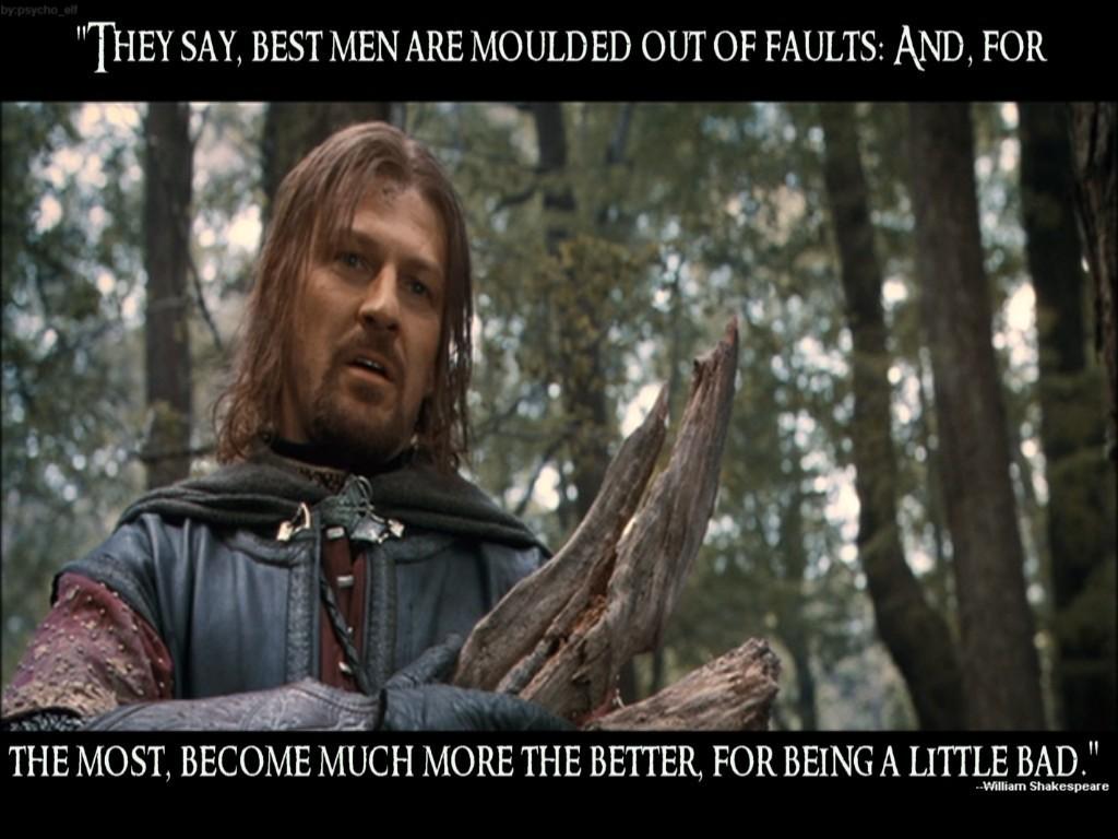 Elrond Quotes: Boromir Quotes. QuotesGram
