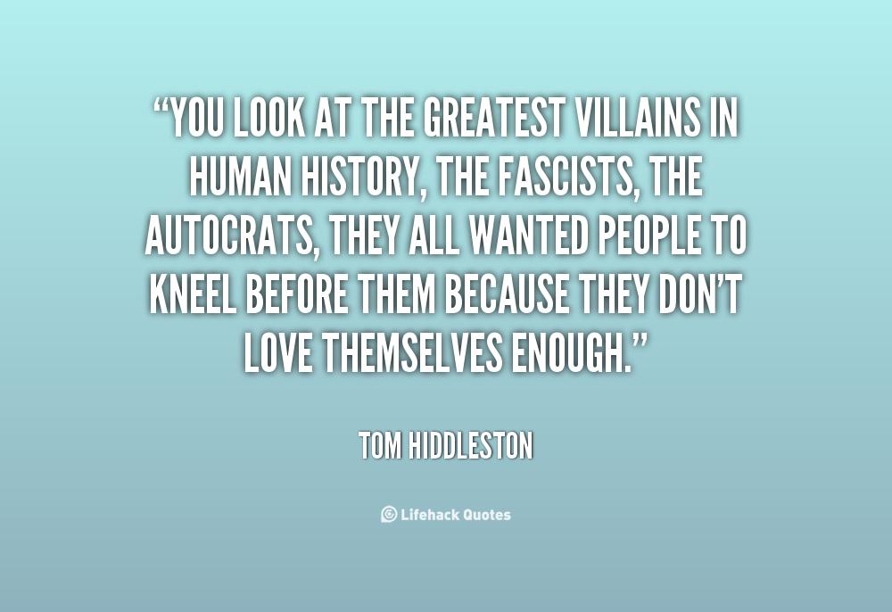 Quotes About Villains. QuotesGram