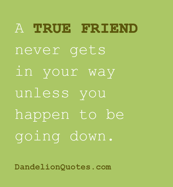 how to tell if a friend is a true friend