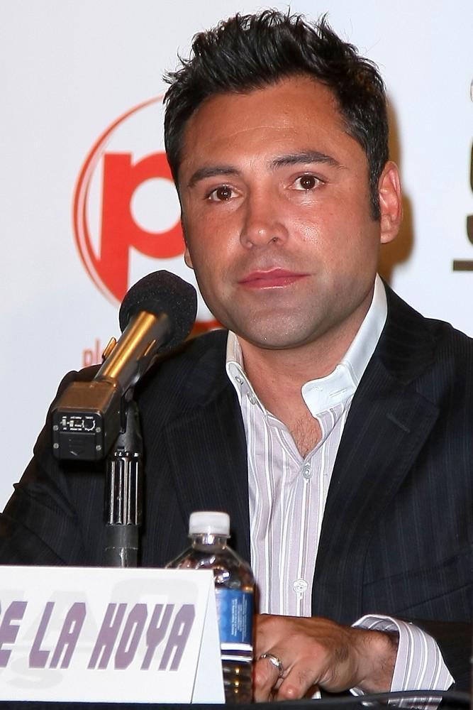 Oscar dela hoya single