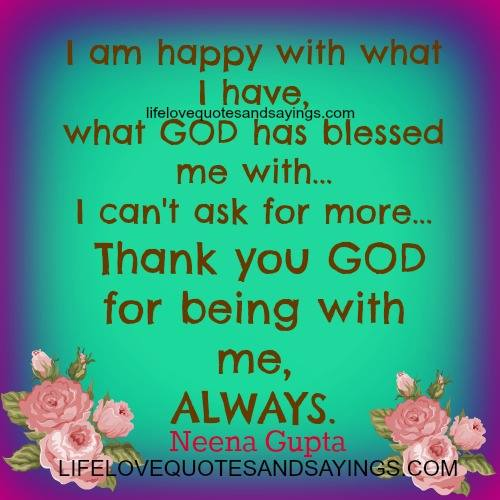 I Am Happy Quote I Am Happy To Be Me Qu...