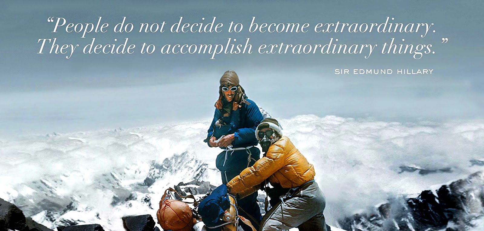 Quotes About Mount Everest: Tenzing Norgay Quotes. QuotesGram