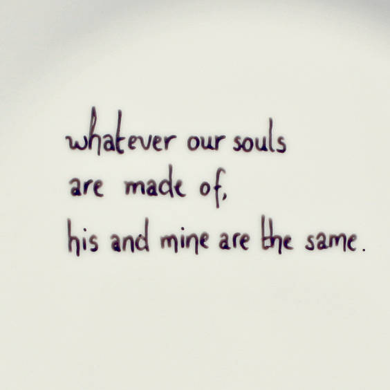 Love Each Other When Two Souls: Wuthering Heights Quotes About House. QuotesGram