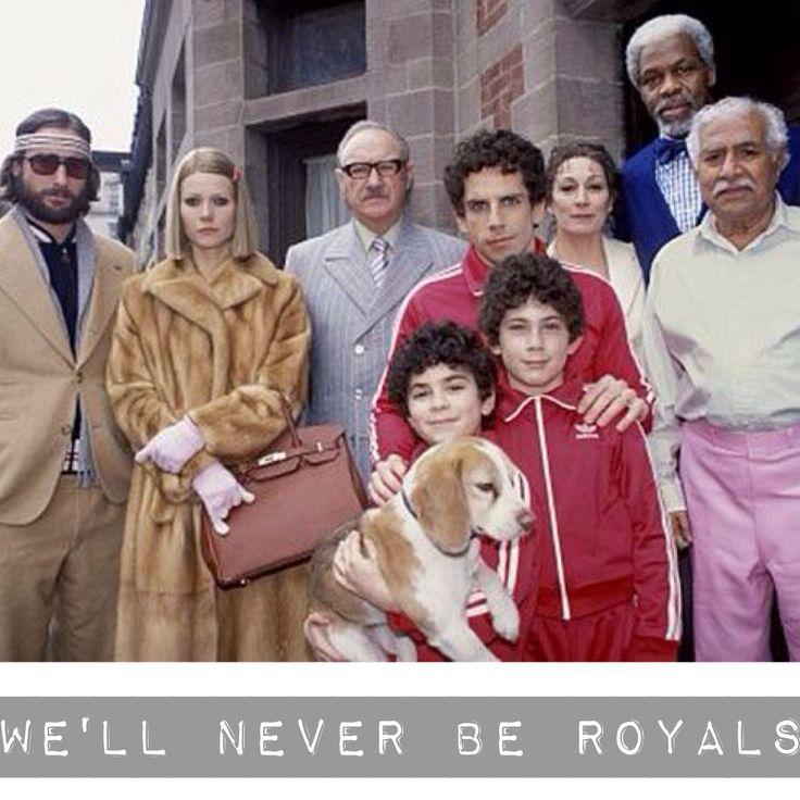 The royal tenenbaums quotes