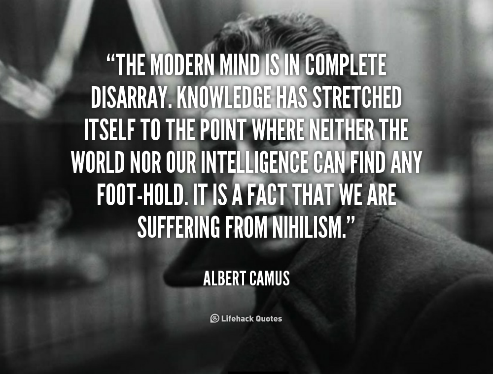 Famous Albert Camus Quotes