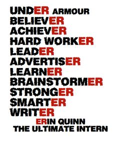 Under Armour Sayings Under Armour Qu...