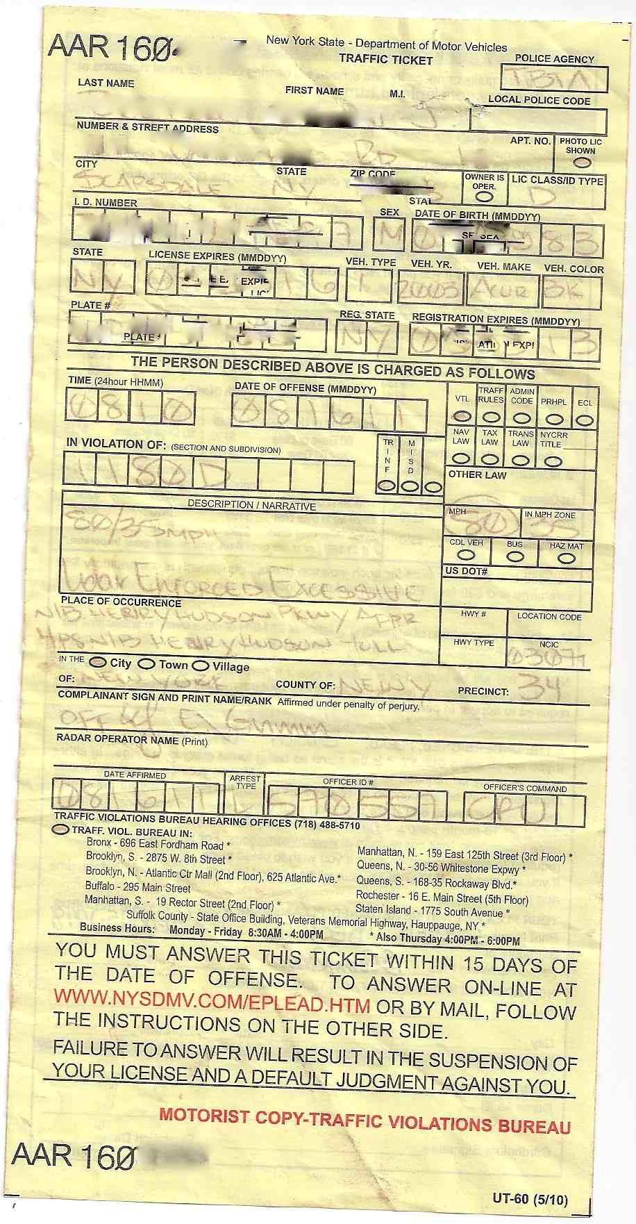Nyc Traffic Ticket >> Traffic Ticket Quotes. QuotesGram