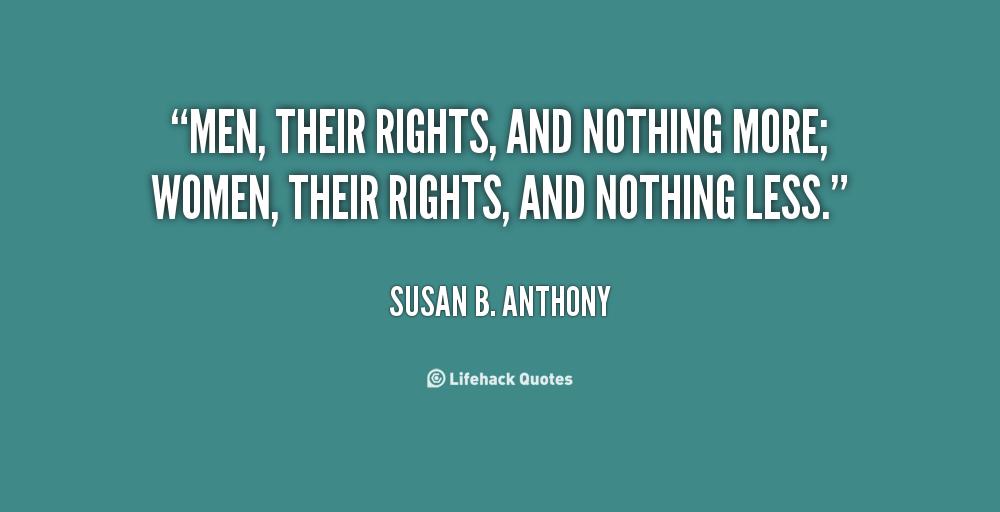 Womens Suffrage Quotes Quotesgram