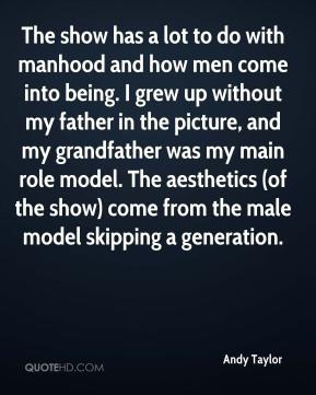 Andrew stockdale quotes