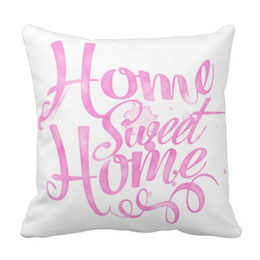 Decorative Pillows With Quotes : Accent Pillows With Quotes. QuotesGram