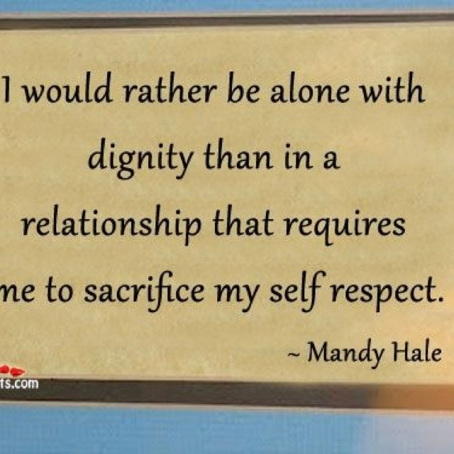 Dignity Quotes And Sayings: Women Need To Have Dignity Quotes. QuotesGram