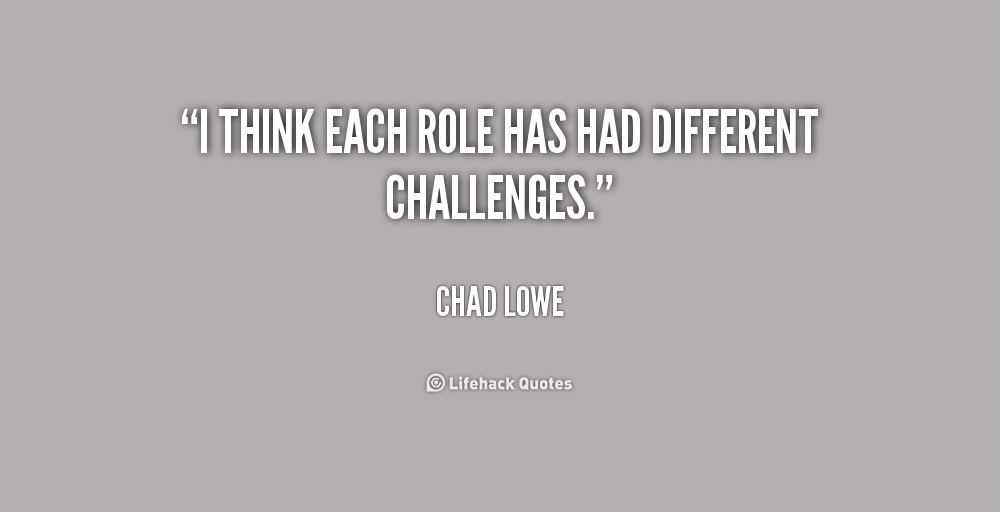 Chad Lowe Quotes. QuotesGram
