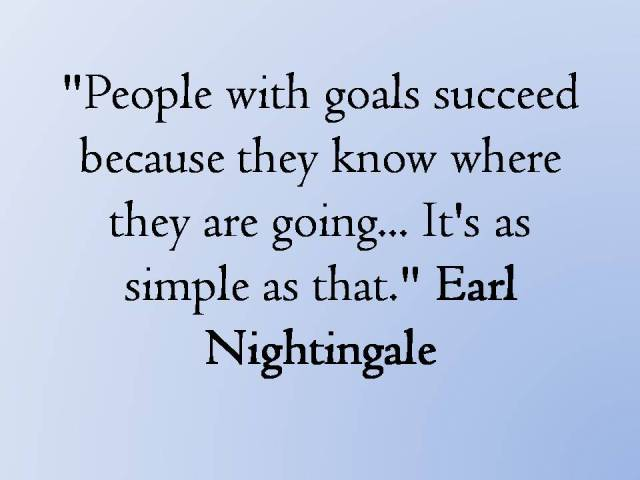Top 9 Quotes By Basil Moreau: Famous Quotes On Goal Setting. QuotesGram
