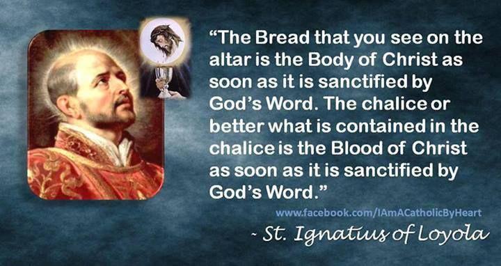 essay on st.ignatius of loyola