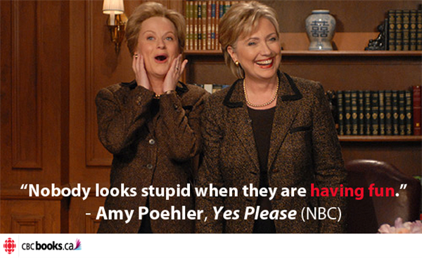 Yes Please Amy Poehler Quotes. QuotesGram
