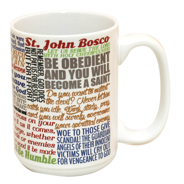 Saint John Bosco Quotes. QuotesGram