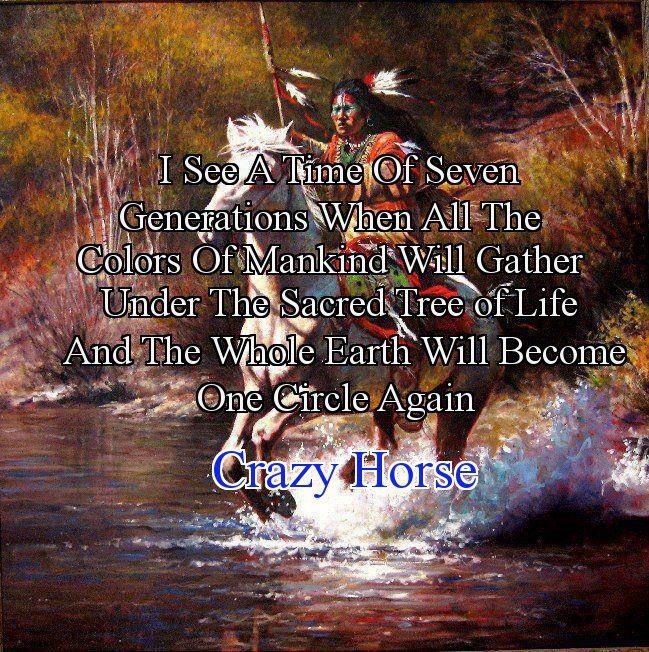 Crazy Horse Quotes. QuotesGram