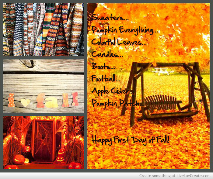 Happy First Day Of Fall Quotes. QuotesGram