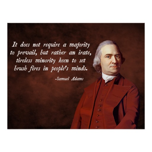 Samuel Adams Quotes On Government