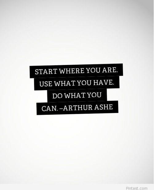 Inspirational Quotes About Failure: Arthur Ashe Famous Quotes. QuotesGram