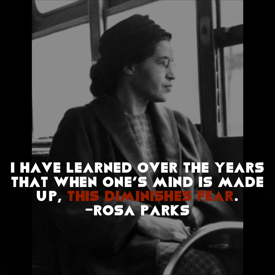 an analysis of the topic of the rosa parks life Read cnn's fast facts about rosa parks, considered the mother of the civil rights movement.