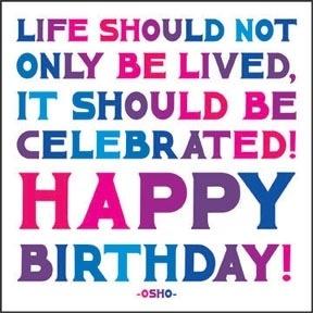 birthday quotes quotesgram
