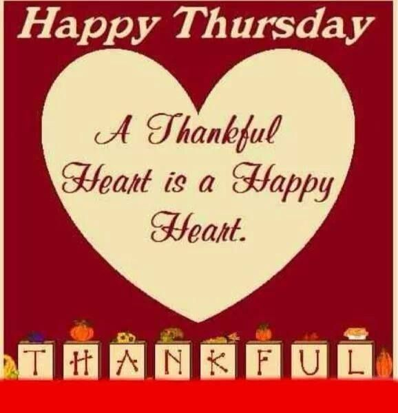 Thankful Thursday Quotes: Thankful Thursday Inspirational Quotes. QuotesGram