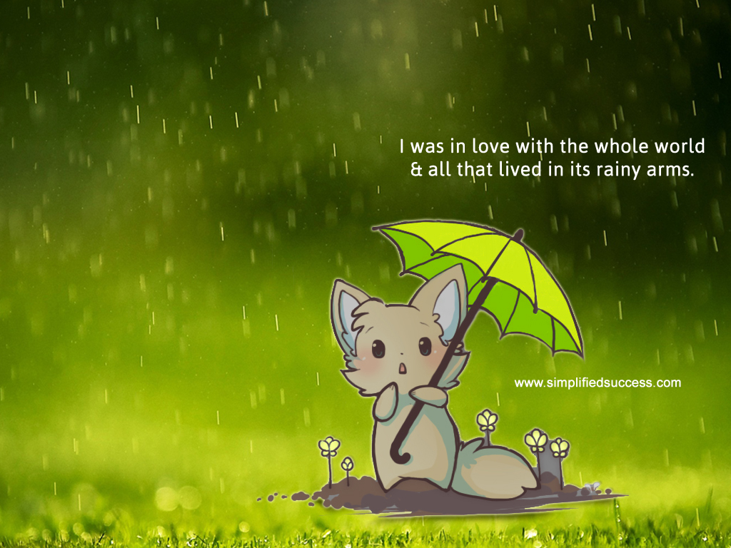 quotations on a rainy day Rain related titles and fun sayings for scrapbooking layouts, papercrafting  projects and handmade  rain, rain go away, come again another day a dog- gone rainy day  add your poems, quotes, or title ideas to share with other  members.