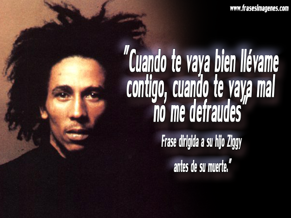Fraces De Bob Marley: Bob Marley Quotes En Espanol. QuotesGram