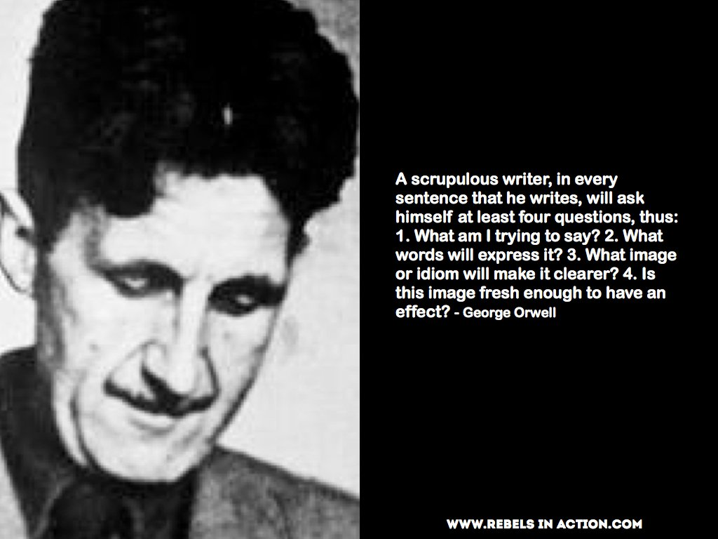 a biography of george orwell the author of 1984 Biography of george orwell biography eric blair was born in 1903 in motihari, bengal, in the then british colony of india, where his father, richard, worked for the opium department of the civil service.