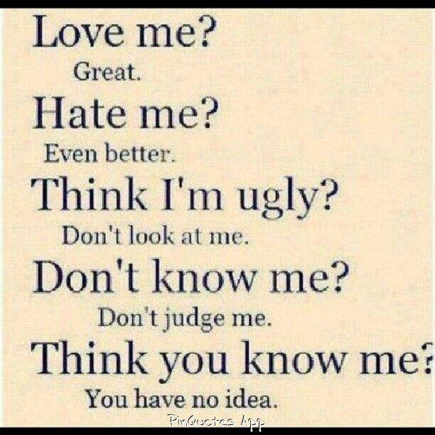 U think of Think on