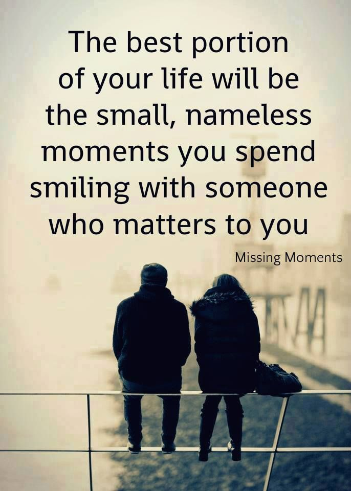 Quotes About Small Moments. QuotesGram