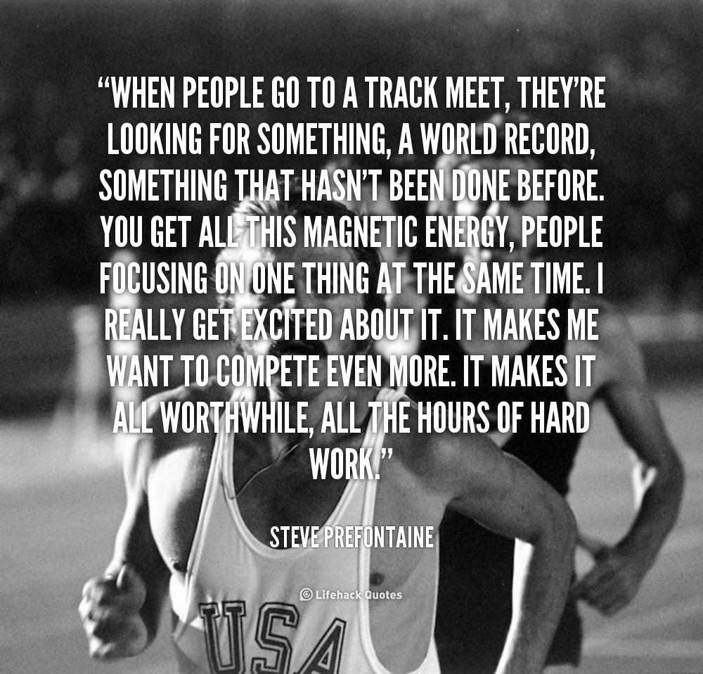 Nike Steve Prefontaine Quotes Quotesgram
