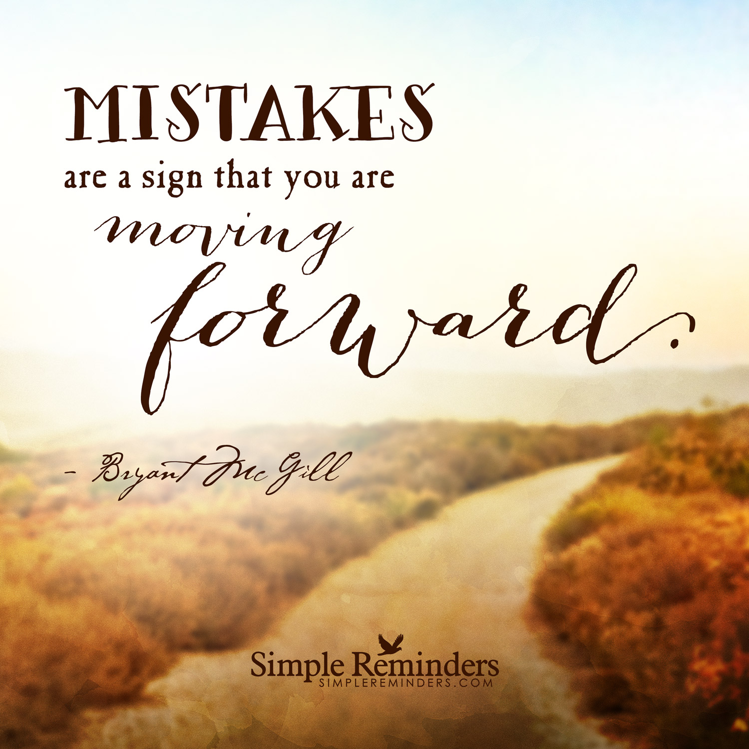 And Mistakes Quotes About Moving Forward. QuotesGram