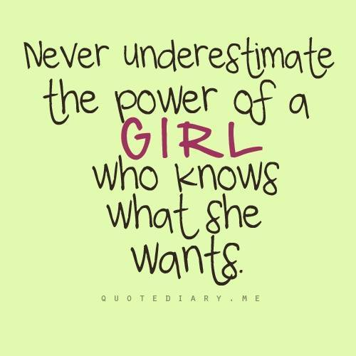 Girl Power Quotes Funny. QuotesGram