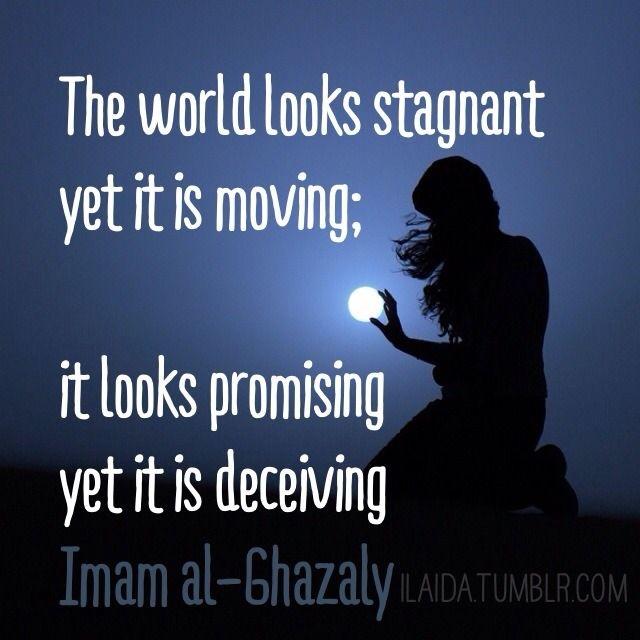 Imam Al Ghazali Quotes Quotesgram