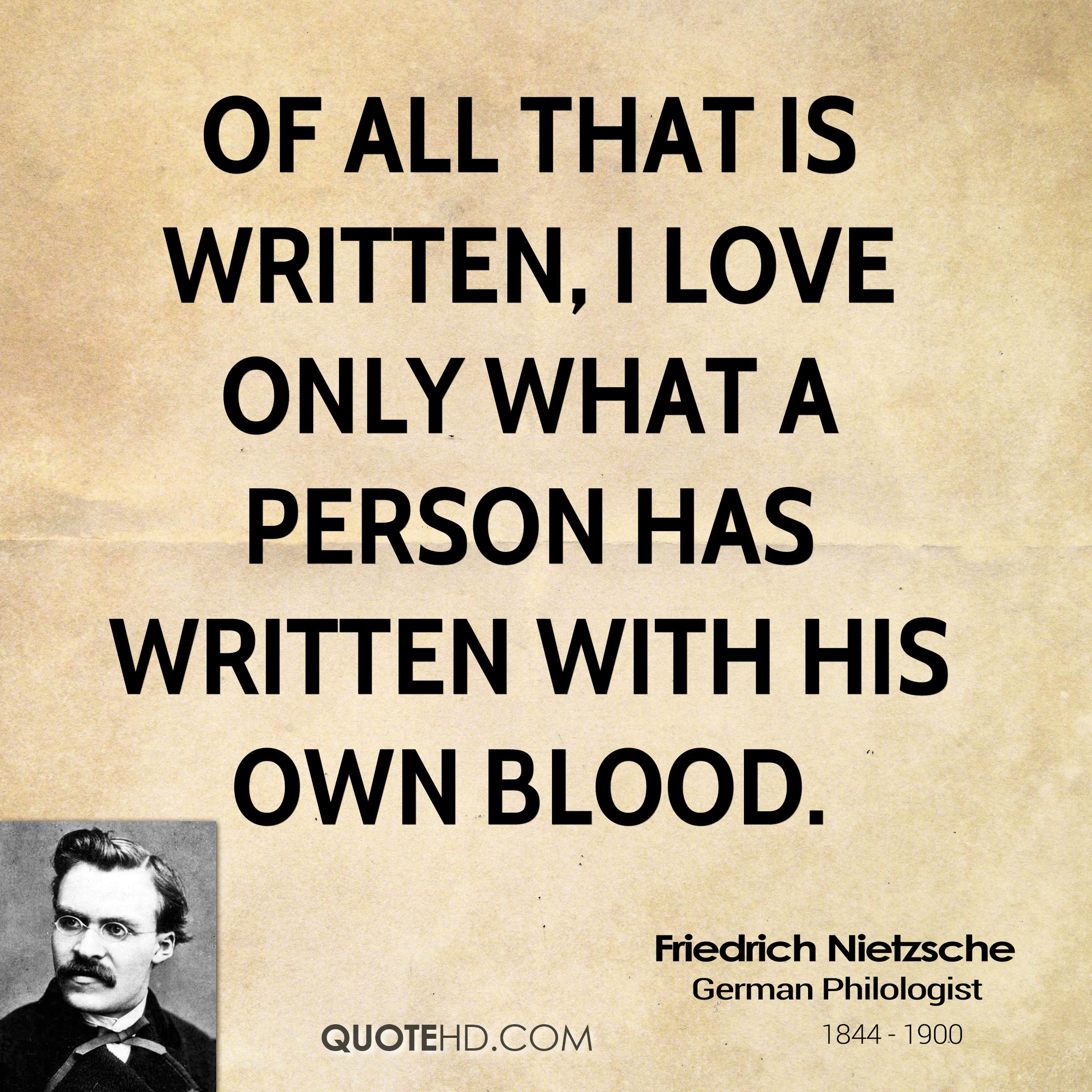 Sayings Of A Philosopher: All Nietzsche Quotes. QuotesGram