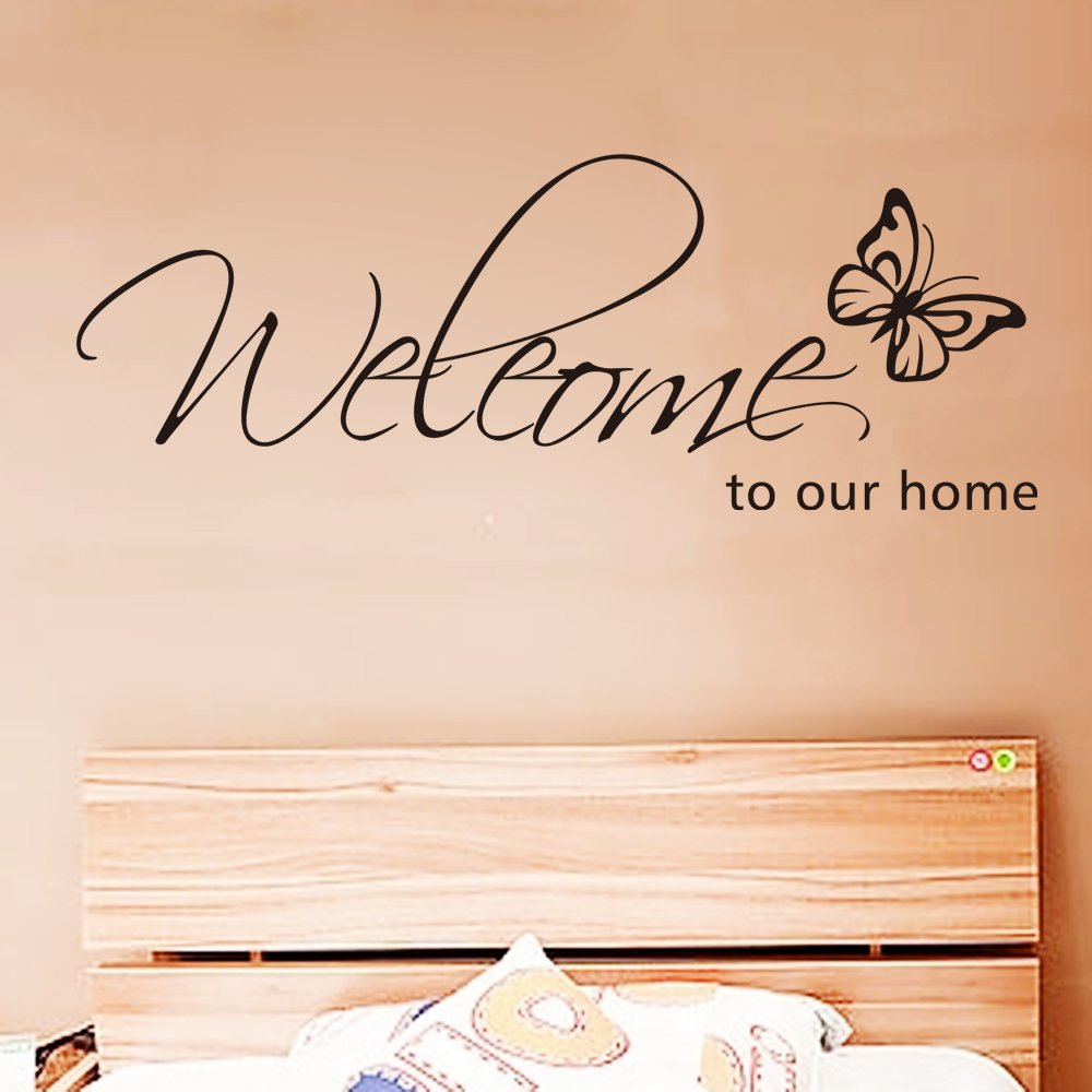 Welcome To Our Home Quotes. QuotesGram